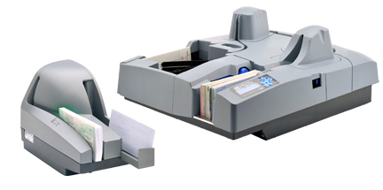 TS240 Teller Capture scanner and BX7200 branch capture scanner