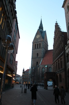 Hello again from Hannover