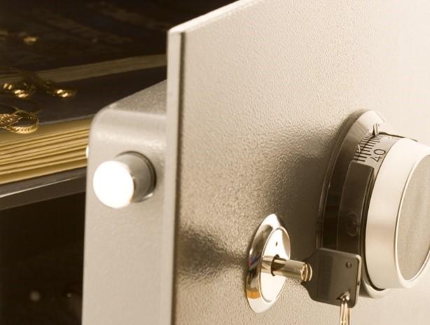 RDC Lockbox Safe