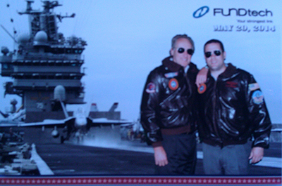 Fundtech's Insights Gala Was a Different (and Patriotic) Experience