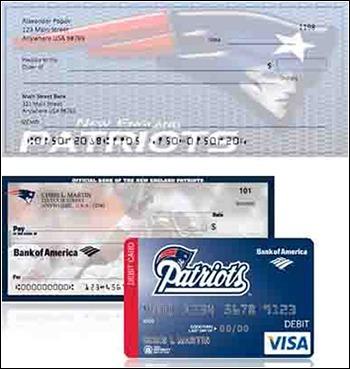 Patriots checks - background interference