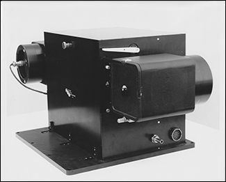 The EOM Model 505 camera designed for the Mariner and Viking space programs