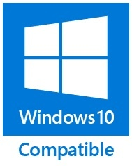Windows 10 compatible logo