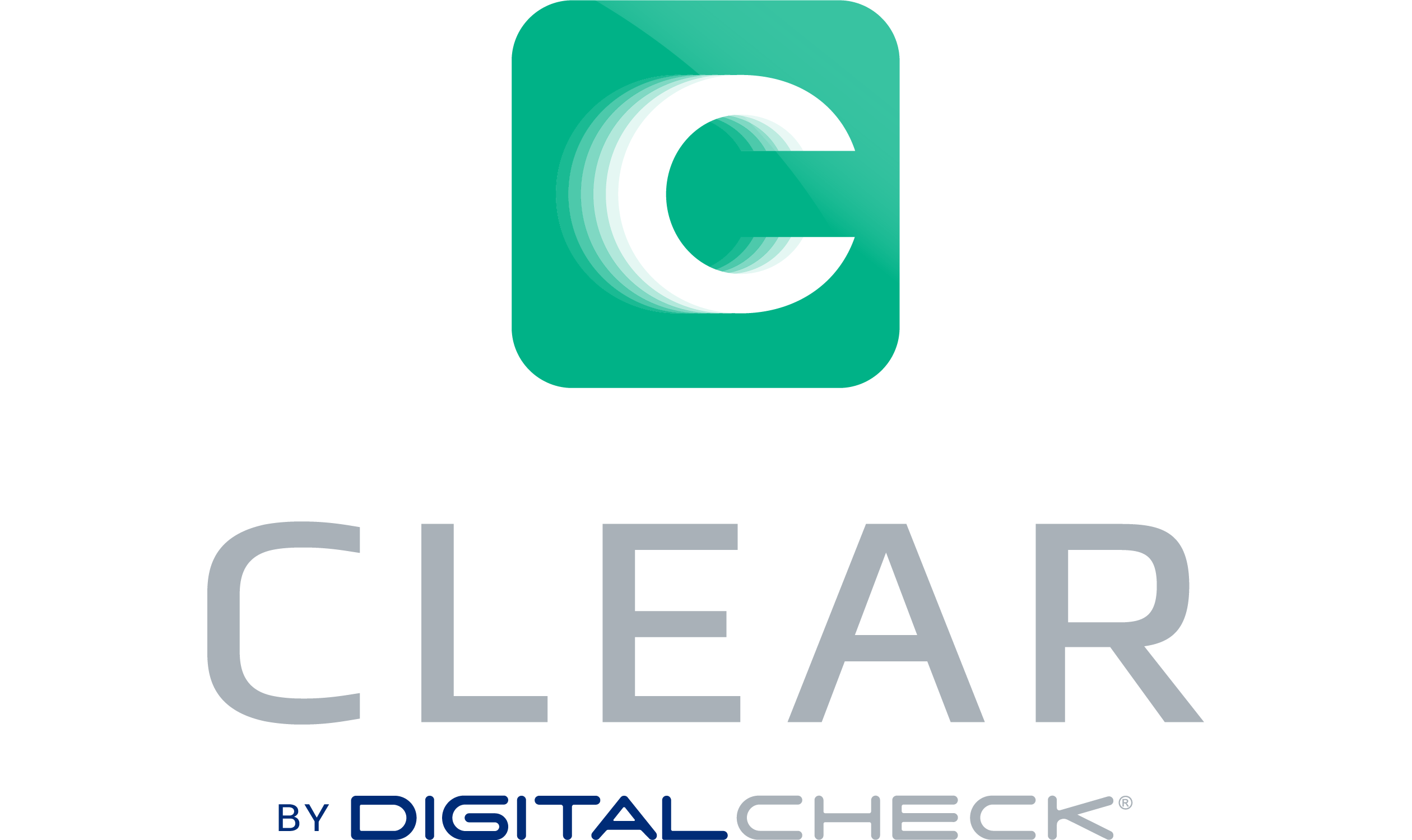 Clear by Digital Check<sup><small>®</small></sup>