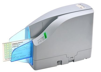 CheXpress<sup><small>®</small></sup> CX30 w/inkjet printer &#8211; PN: 152000-02