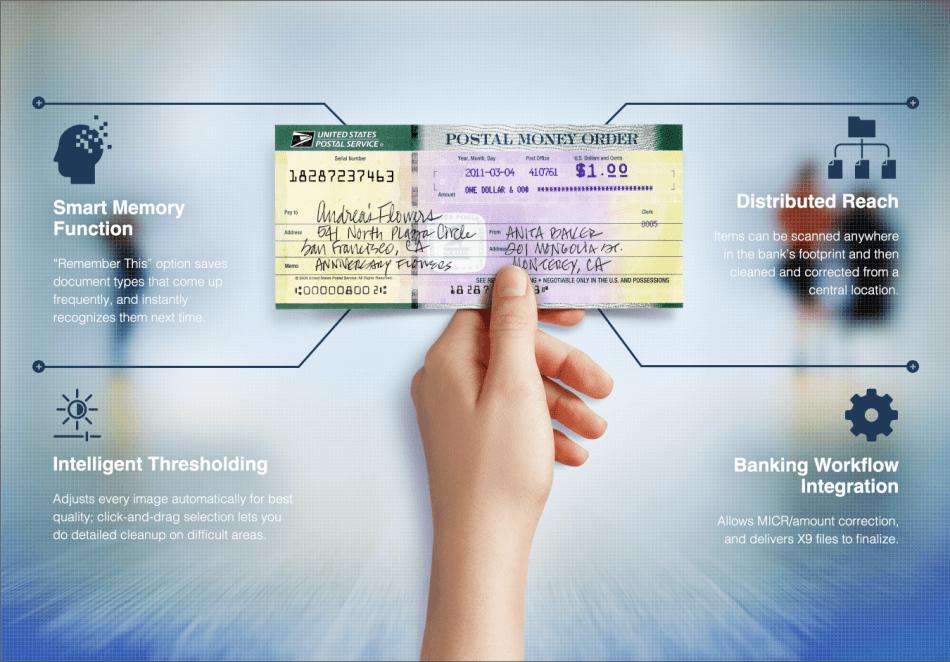Differentiators - Digital Check : Digital Check
