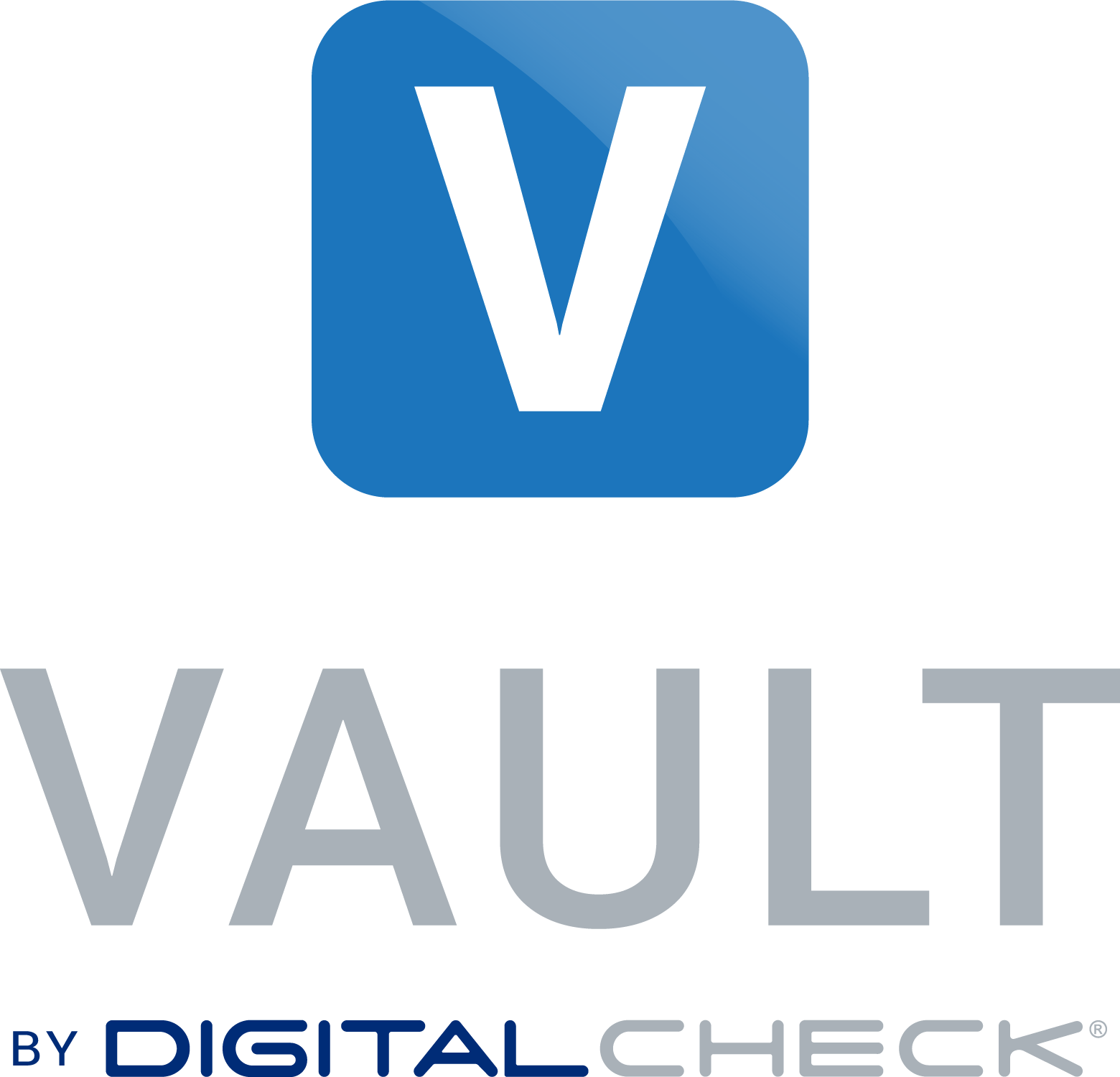 Vault by Digital Check<sup><small>®</small></sup>