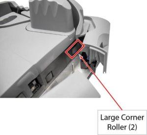 BranchXpress BX7200 Large Corner Roller 2