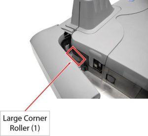 BranchXpress BX7200 Large Corner Roller