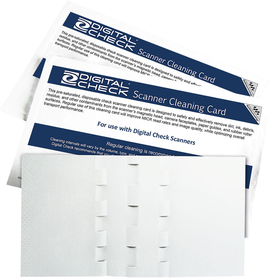 Waffle Technology Cleaning Cards – Box of 15 – PN: IS0033