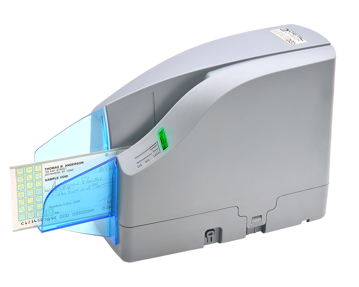 Remote Deposit Check Scanner - CheXpress CX30 : Digital Check