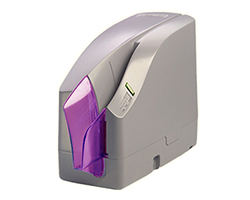 Ultraviolet Cheque Scanners - TellerScan and CheXpress