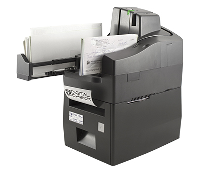 Digital Check Introduces Teller Transaction Printer for the New TellerScan TS500 Check Scanner