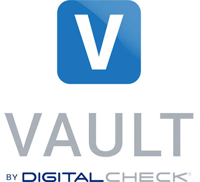 Vault by Digital Check logo