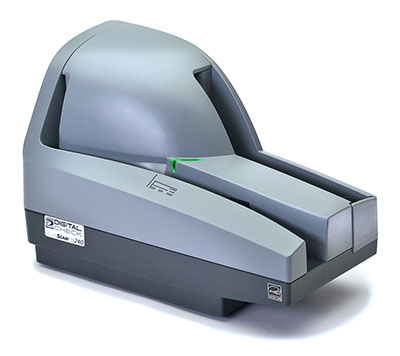 TellerScan TS240 check scanner