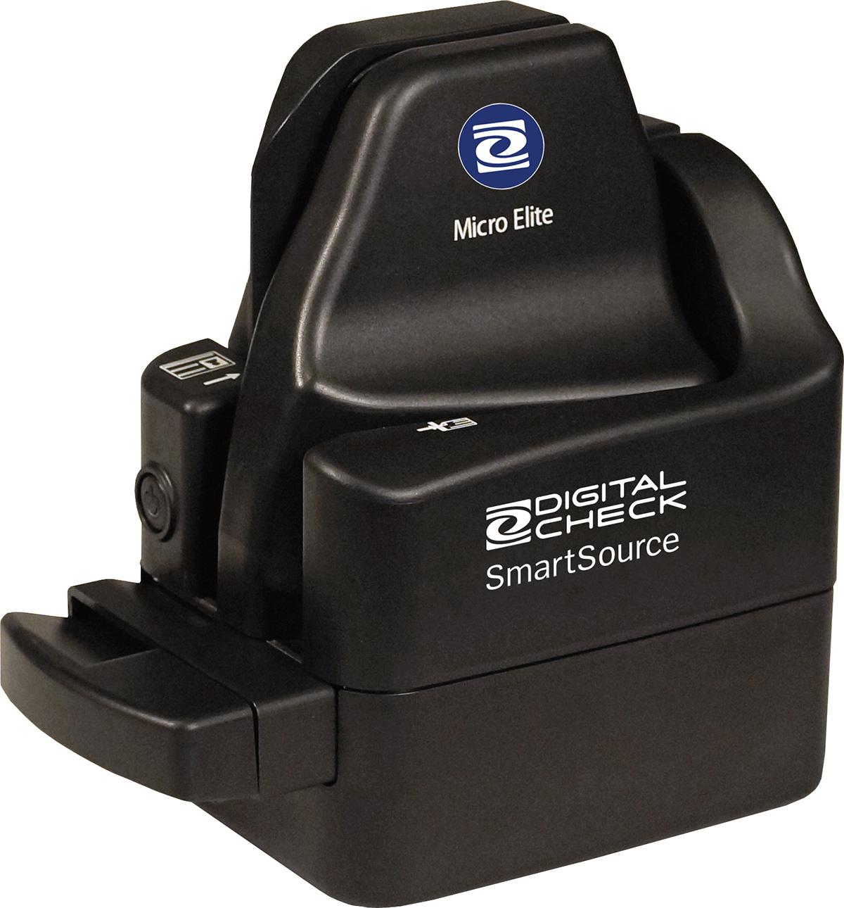 RDC Scanner - SmartSource® Micro Elite - Digital Check