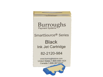 SmartSource<sup><small>®</small></sup>  Inkjet Cartridge and Endorser Felt Pad (PN: 750860915)