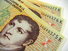 Where Cash Is not King: Argentina's Hyperinflation Makes Checks Preferred Over Physical Currency