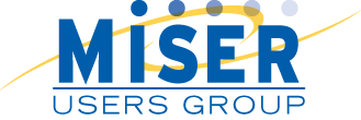 Miser User Group Conference, May 6-10, Lake Buena Vista, FL