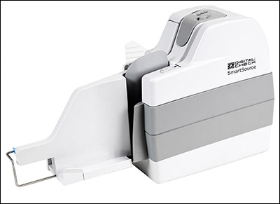 SmartSource Adaptive check scanner