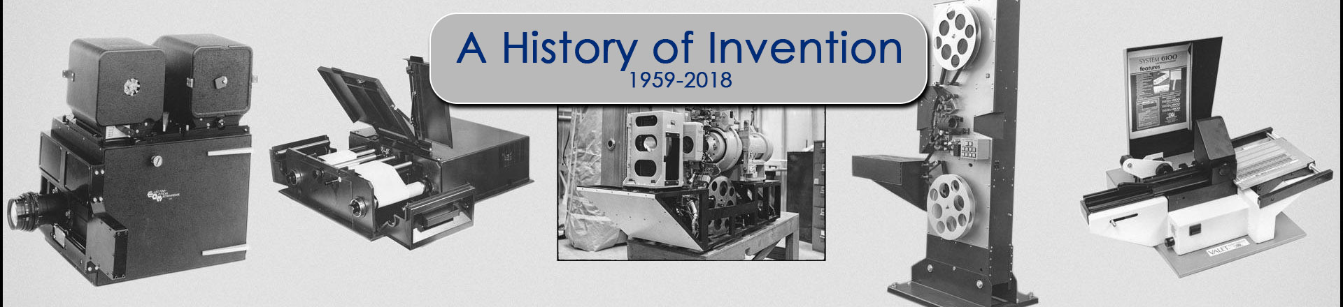 Digital Check history of invention