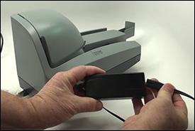Scanner installation