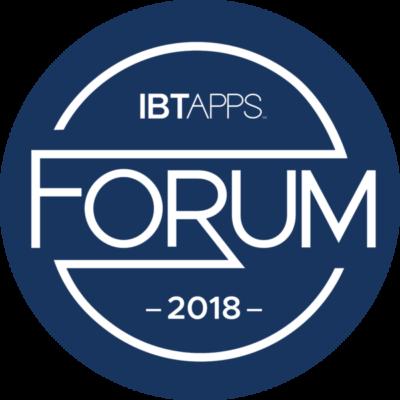 IBT Forum – October 13-15, 2019, Austin, TX