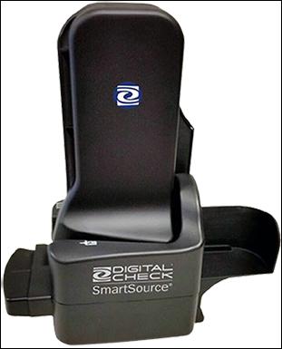 SmartSource Micro Adaptive check scanner