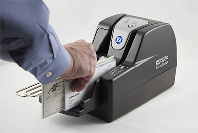 SmartSource Professional two-pocket scanner