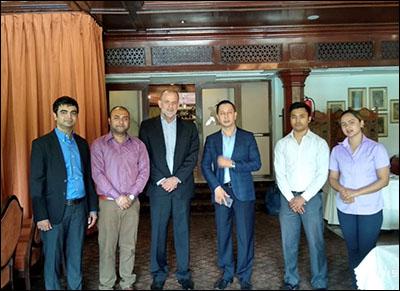 Nepal banking seminar