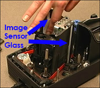 SmartSource Pro image sensor glass