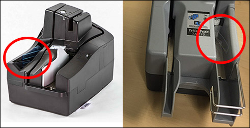 TS215 TS500 comparison mylar tabs