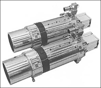 Mariner 10 vidicon television camera